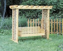 porch swing plans designs making stand