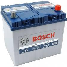 Аккумулятор <b>Bosch</b> S4, 60Ah, 540A, 0 092 S40 240, (-/+ ...