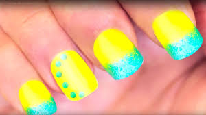 Step-by-Step Nail Art Tutorial: Ombre Nails – Glamrs