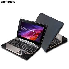 Đối với ASUS T100HA T100 HA PU da Bảo Vệ trường hợp đối với ASUS  Transformer T100HA bàn phím máy tính bảng bìa túi đựng Bảo Vệ|Túi & Bọc  Laptop