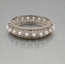 tejani's bridal jewelry for the bridal that likes to sparkle Wedding Jewelry Tejani tejani bridal bangle weddingbee jewelry tejani
