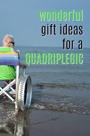 20 gift ideas for a quadriplegic