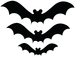 Bat Silhouette Printable At Getdrawings.com | Free For Personal Use ...
