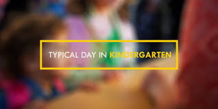 Video What Is A Typical Day In Kindergarten Like Isd 191