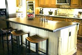 kitchen island with overhang granite 6 inch countertop wit overhang support granite view larger island countertop