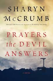 prayers the devil answers book by sharyn mccrumb official prayers the devil answers 9781476772813 hr