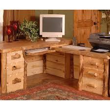 rustic home office desks. simple desks fantastic rustic desks bookcases home office furniture a  la and o