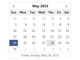 Basic Calendars Jquery Calendar Plugins Jquery Script