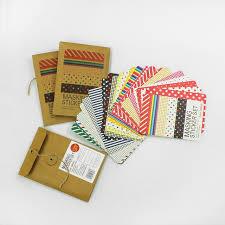 Labelling Art 27pcs Set Scrapbooking Washi Kit Basic Masking Tape Craft Stickers