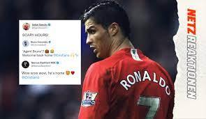 Cristiano Ronaldo kehrt zu Manchester United zurück: So reagiert das Netz -  Seite 1