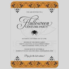 costume party invites elegant of halloween costume party invitation wording crazy creative
