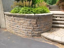 revolutionary retaining wall ideas exterior design modern home