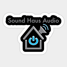 Love Haus Size Chart Sound Haus Audio Logo With Name