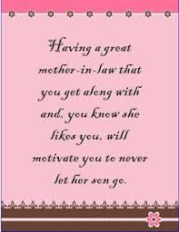Beautiful Mother In Law Quotes Best of Happy Mothers Day Quotes For Mothers In Law Mother's Day Wishes For
