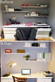 home office organisation. home office organisation makeover the organised you