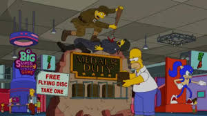of the best video game references in the simpsons leviathyn simpsons e4 angry