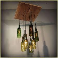 remarkable wine bottle chandelier kit with diy home interior ideas with wine bottle chandelier kit