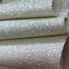 Diamant Wit Mix Zilveren Glitter Wandbekleding 30y Een Roll Met 138