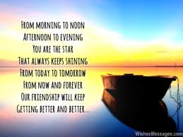 Good Morning Poems And Quotes Best of Good Morning Poems For Friends WishesMessages