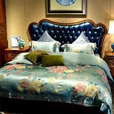 get ations yan love textile bedding a family of four luxury villa heavy silk silk fabrics dyed jacquard