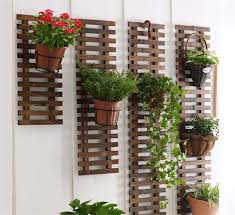 5 ways a wood slat wall planter helps