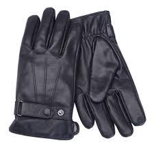 premium lambskin men s extra large black leather touchscreen gloves