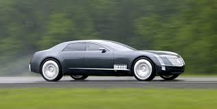 1000-HP Cadillac Sixteen Concept To Appear At Amelia Island Concours