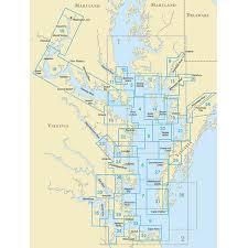 Chesapeake Bay Chart Book Maptech Waterproof Chartbook Lower Chesapeake Bay