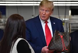 Creative Designer Louis Vuitton Louis Vuitton Designer Calls Trump A Joke After President