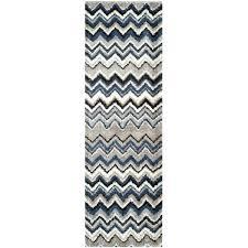 blue geometric rug wayfair