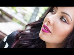 pop of purple makeup geek