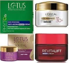 top 15 best anti aging creams in india