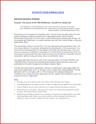 examples of summary on resume mind map erstellen word 2007 sample