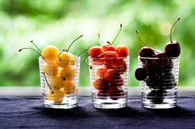 <b>Cherries</b> - From Sweet to Sour, <b>Black</b> to Yellow