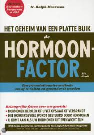 boek hormonen en afvallen