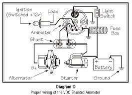 wiring diagram for amp gauge the wiring diagram vdo gauge wiring diagram nodasystech wiring diagram