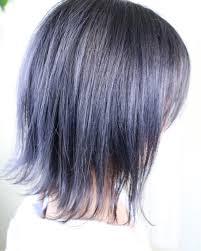 パープルの髪色の種類はブリーチなしの暗めが最高におしゃれ