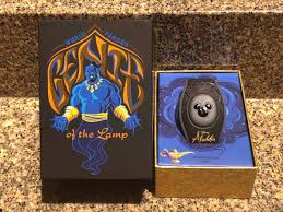 Photos New Limited Edition Aladdin Genie Magicband Now Granting