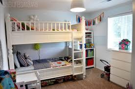 shared bedroom design ideas. Suburbs Mama New Shared Kids Room Tour Bedroom Design Ideas W
