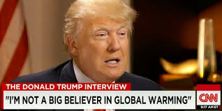 Image result for caricature trump and climate