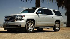 2015 Chevy Suburban: Big, fresh, and tech-laden (CNET On Cars ...