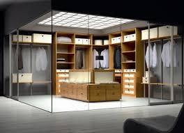Fashion Fanatic's Dream : Walk In Closet Design with Glass Walls