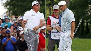 Phil Mickelson survives cut, might ...
