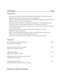 Security Job Resume Samples Security Guard Resume Sample Security ...