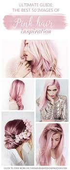 Pink Hair 50 Best Hairstyles