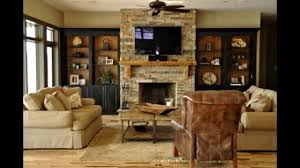 awesome built in bookcase around fireplace ideas