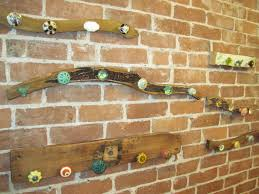 Knob Coat Rack How Funa Piece Of Old Wood And Some Old Door Knobs This Would 33