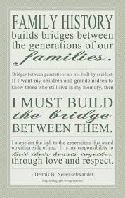 Family Heritage Quotes