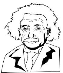 Small Picture Albert Einstein Coloring Page 29790 Bestofcoloringcom