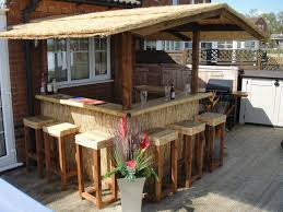 pool tiki bar ideas outdoor plans jbeedesigns